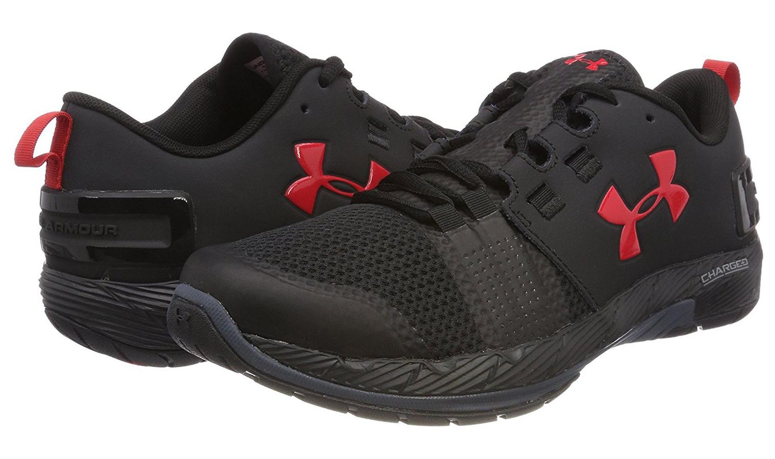 11e45074f77d Pánske tréningové topánky Under Armour UA COMMIT TR čierne