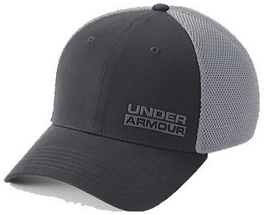 ... Pánska šiltovka Under Armour EAGLE CAP UPD sivá. Zľava 20468150f81