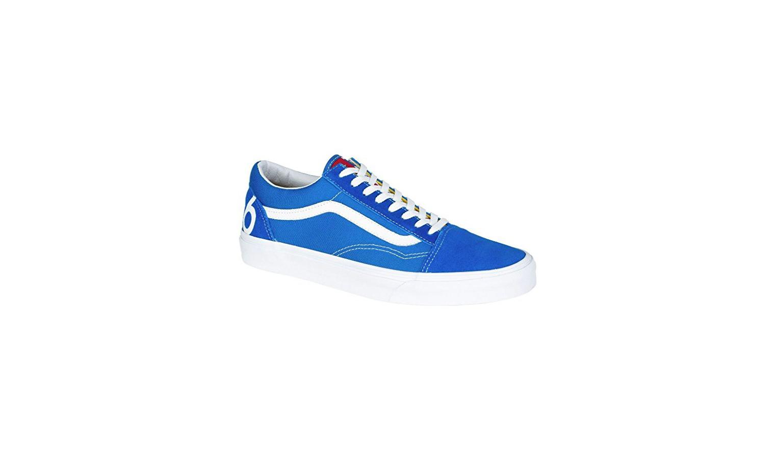 Tenisky Vans UA Old Skool (1966) modré  af47cd0adda