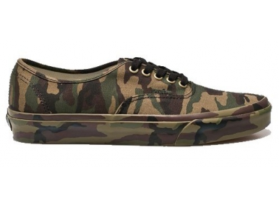 UA AUTHENTIC CLASSIC CAMO
